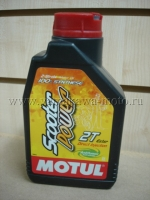 Масло моторное Motul Scooter Power 2T (1л синтетика)
